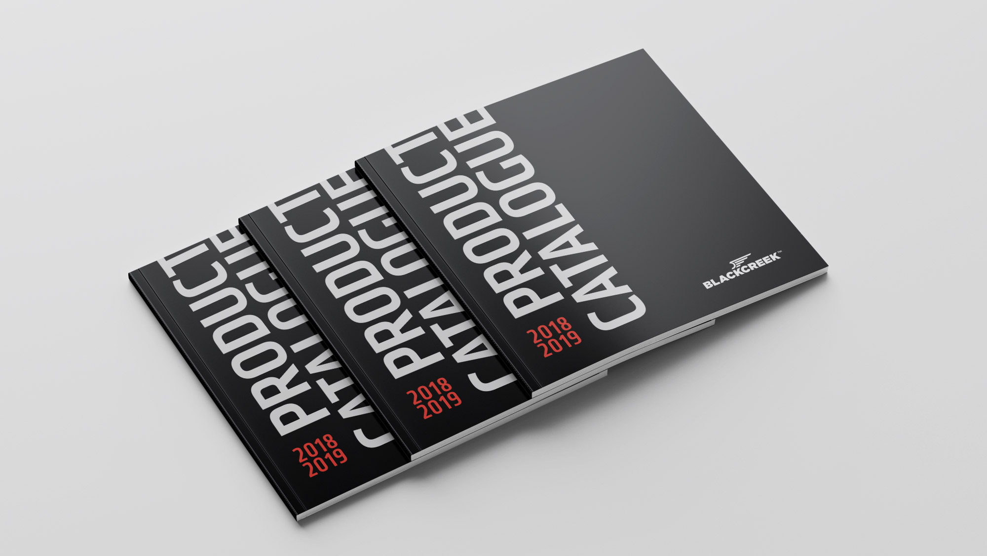 Product Catalogue Cover Design