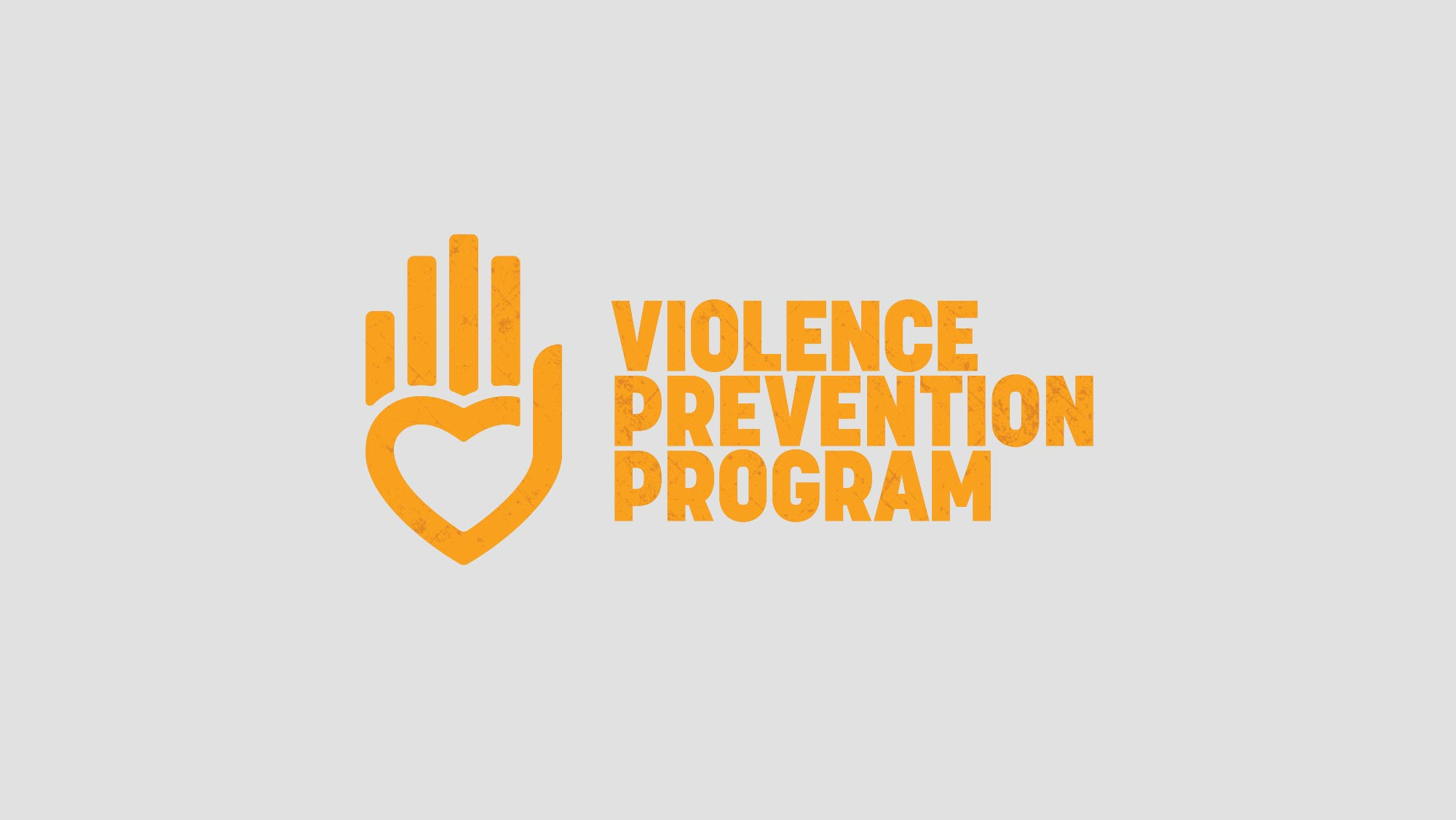 Violence Prevention Program Logo & Identity Design