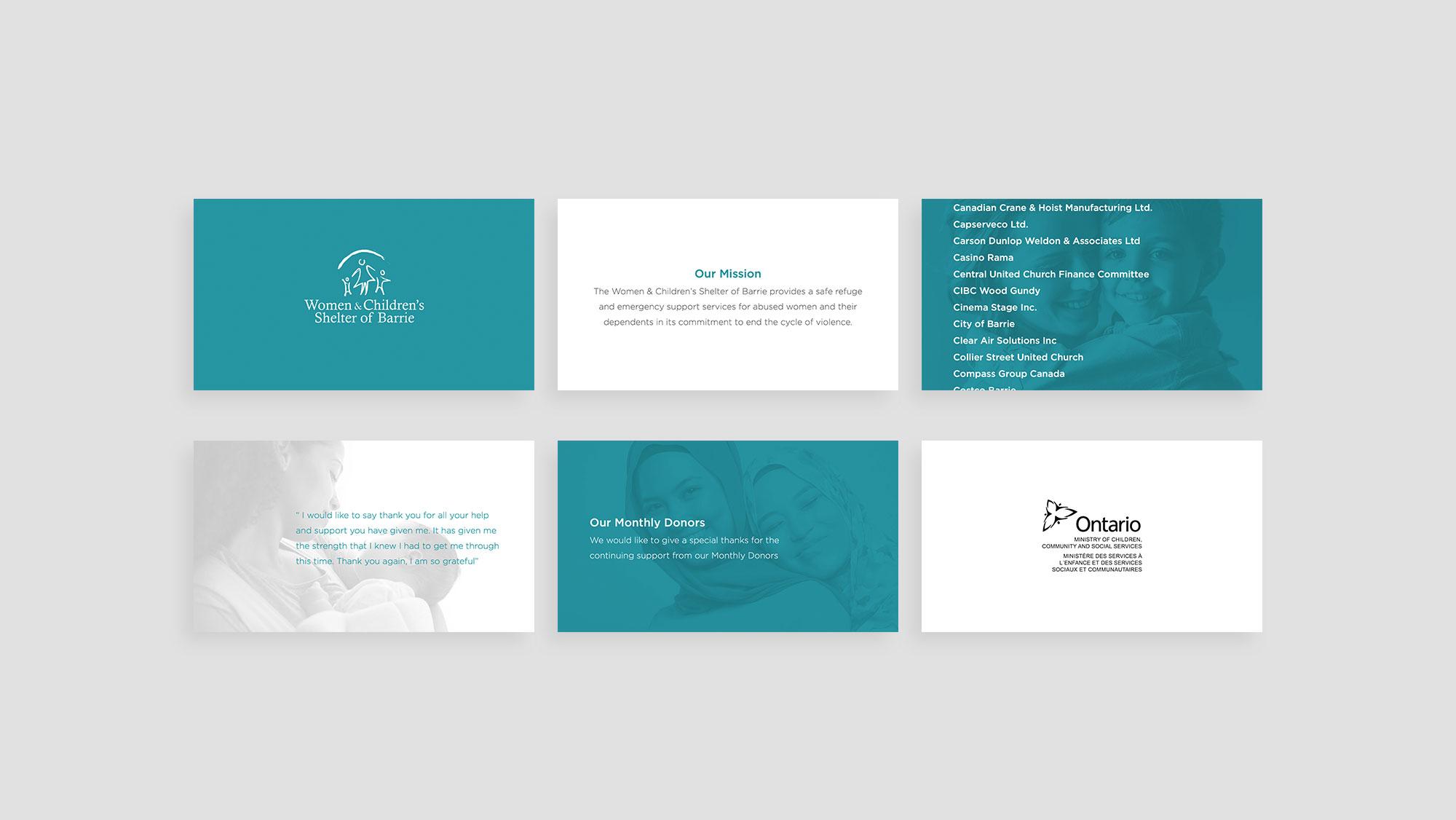 Custom PowerPoint Presentation Design