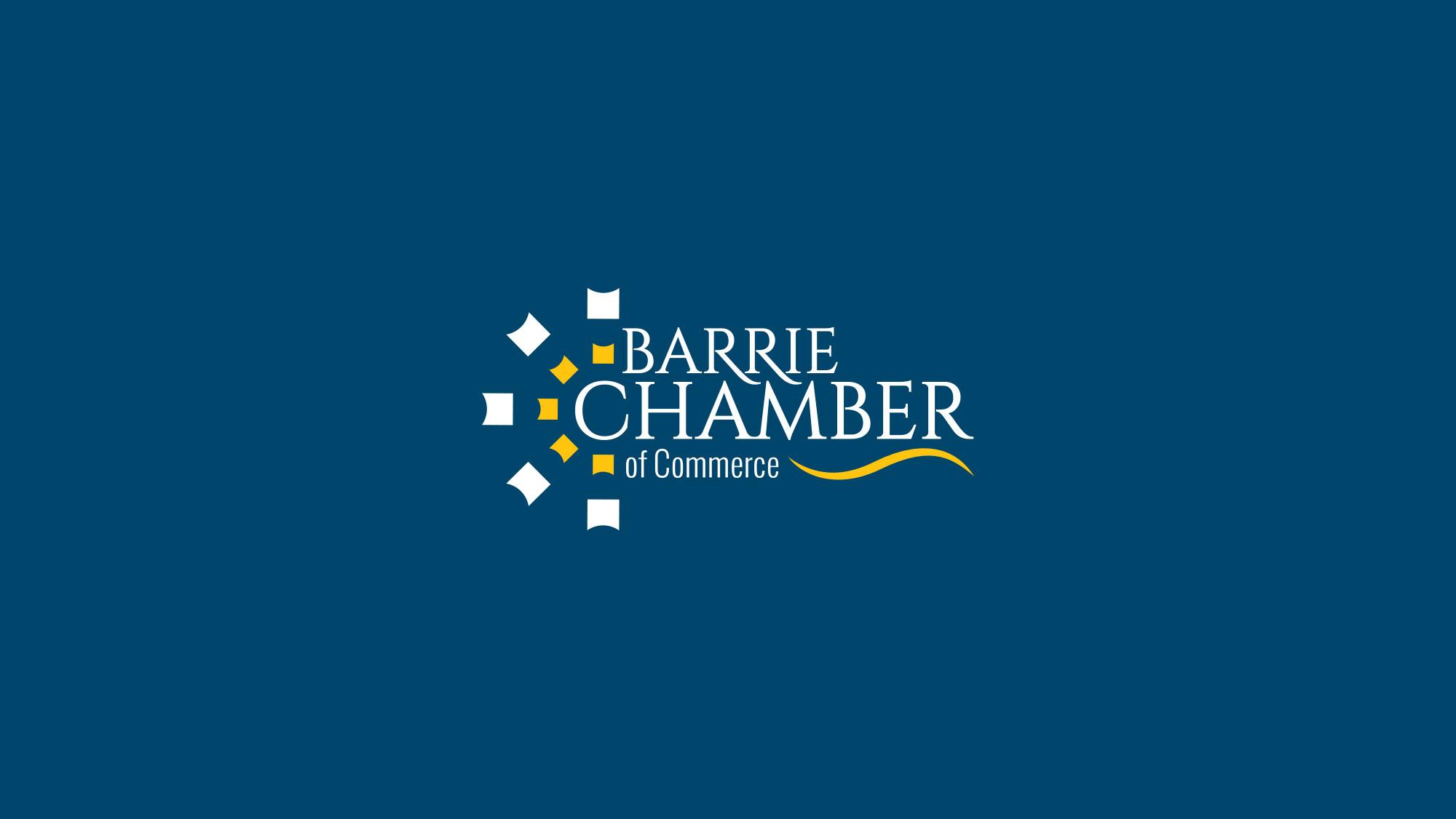 Barrie Chamber of Commerce Alternate Logo & Identity Design