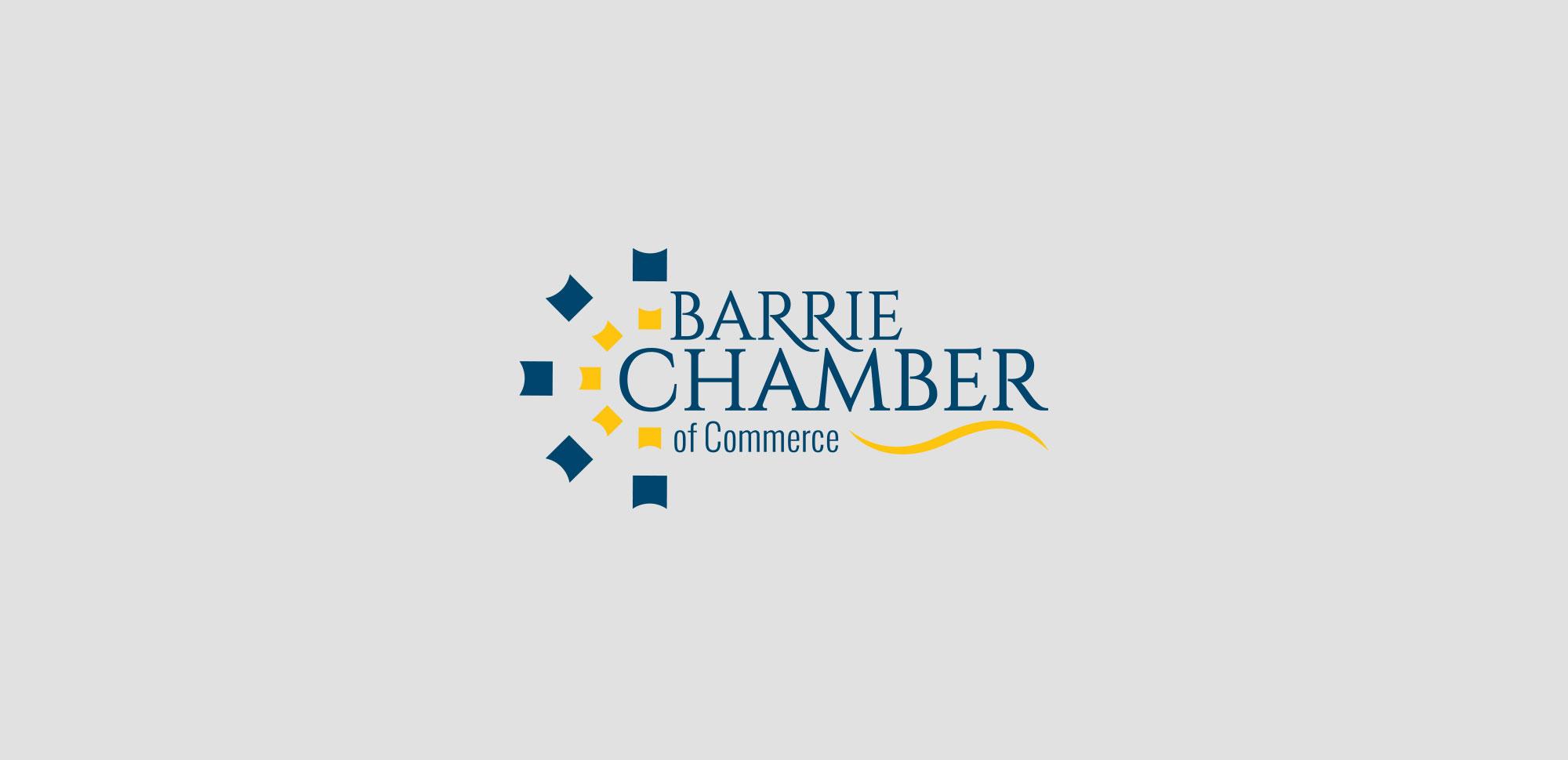Barrie Chamber of Commerce Logo & Identity Design