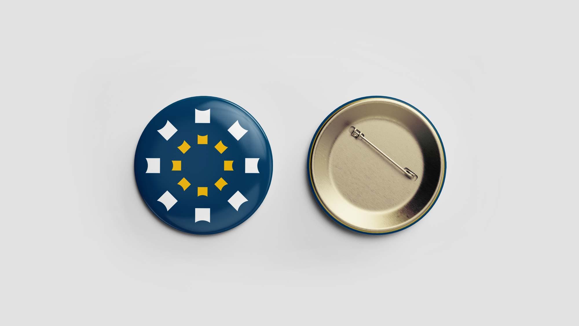 Custom Pin Design