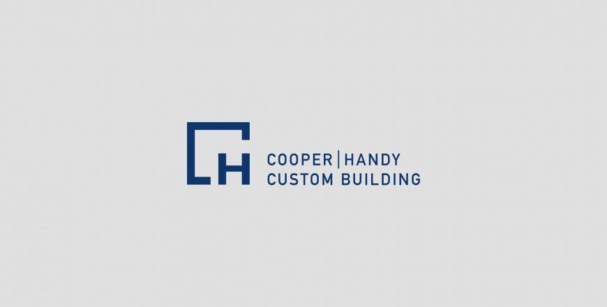 Cooper Handy Custom Building Logo & Identity Design