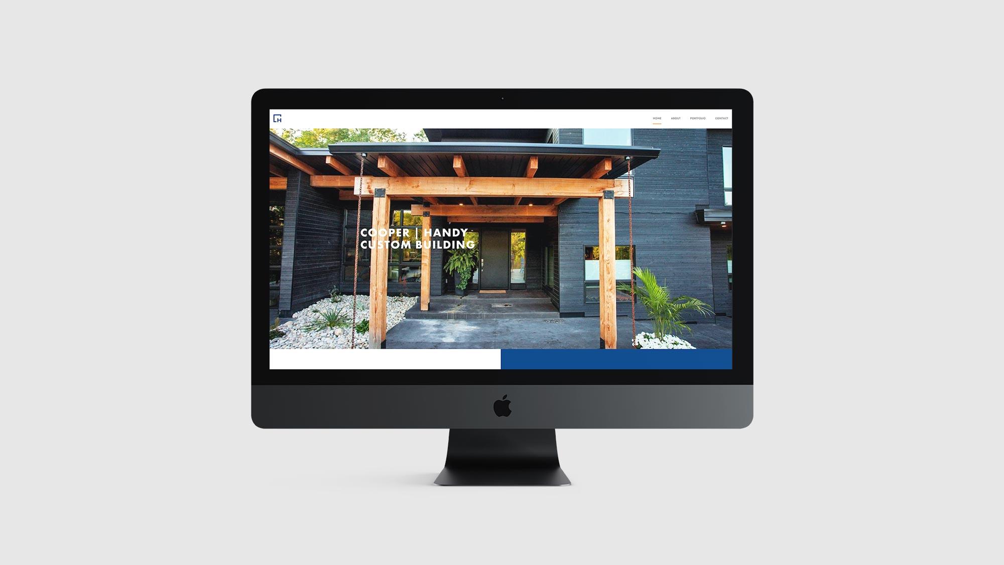 Construction Website Design & Development