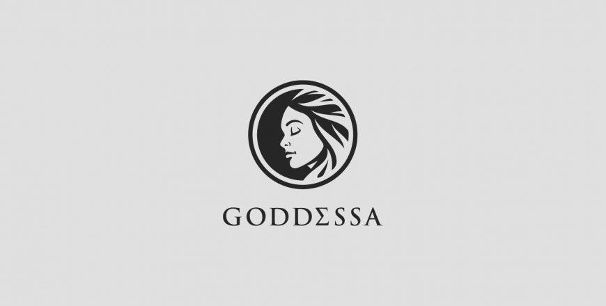 Goddessa Logo & Identity Design
