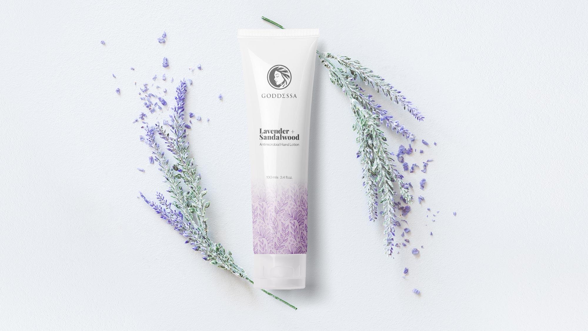 Health & Beauty Cream Tube Design