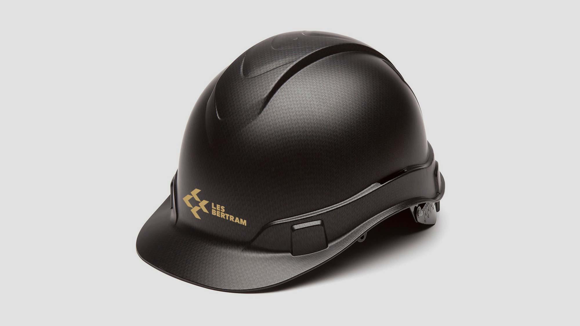 Construction Hard Hat & Apparel Design