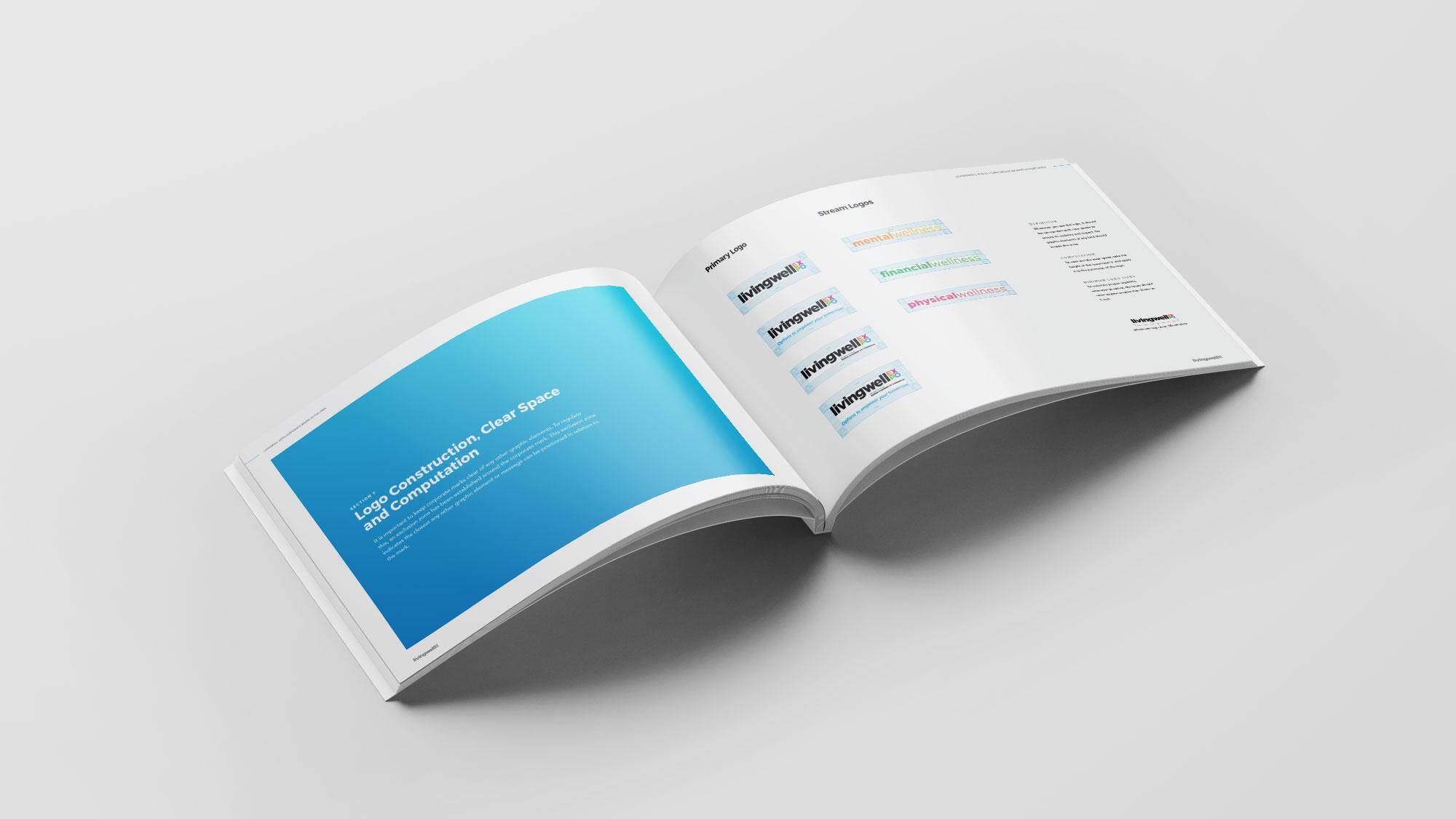 Brand Style Guide Design