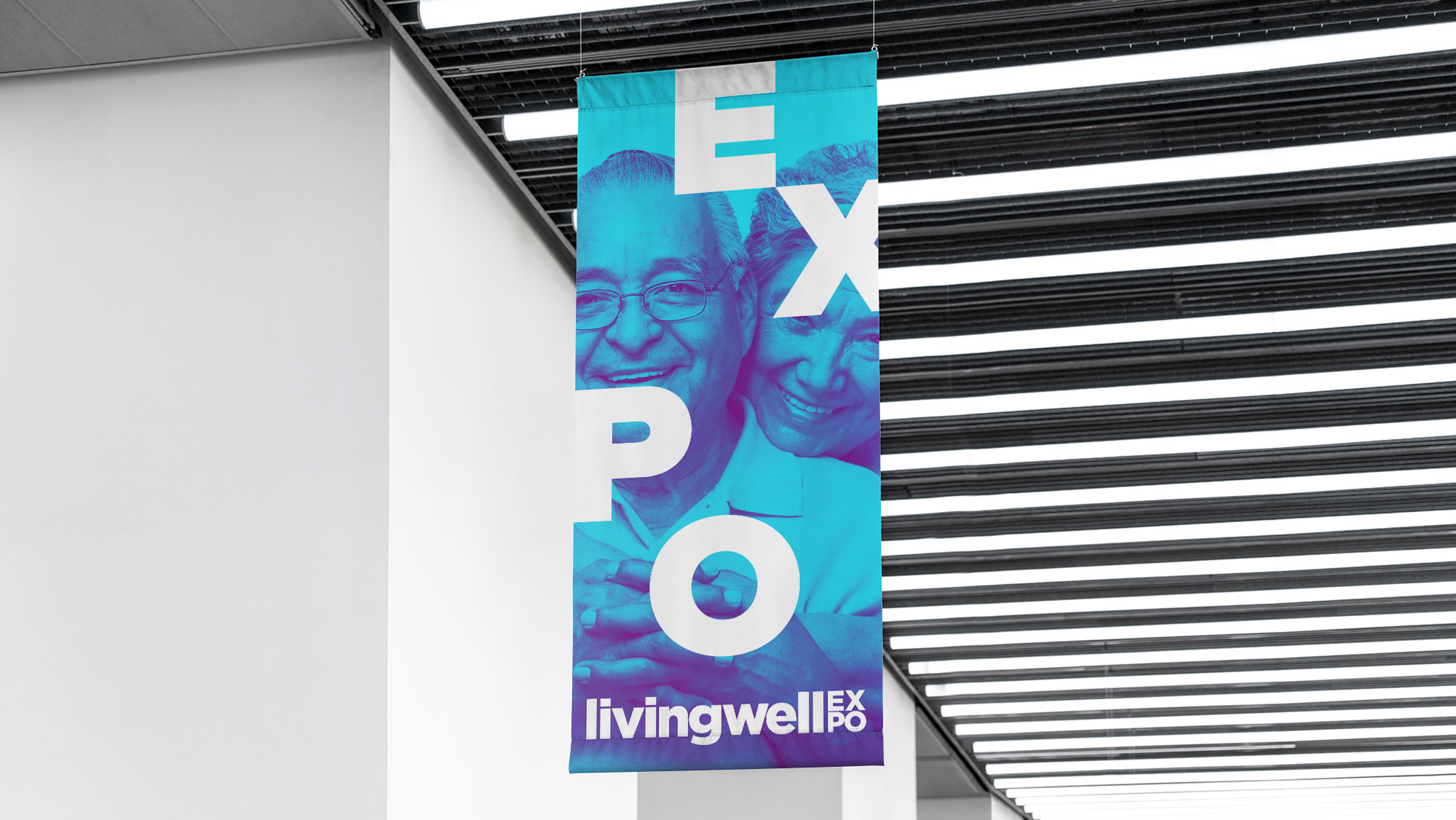 Conference Promotional Banner Design
