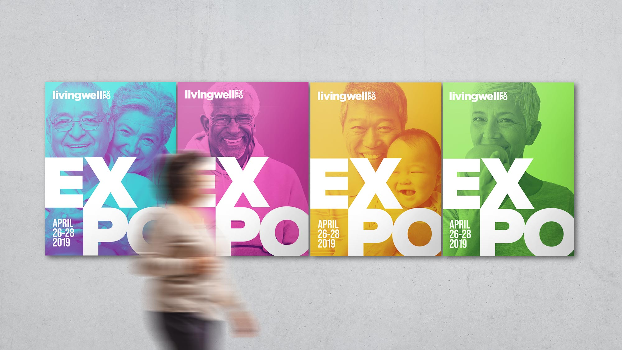 Conference Promotional Poster Design