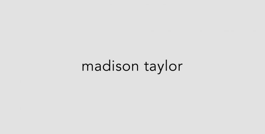 Madison Taylor Logo & Identity Design