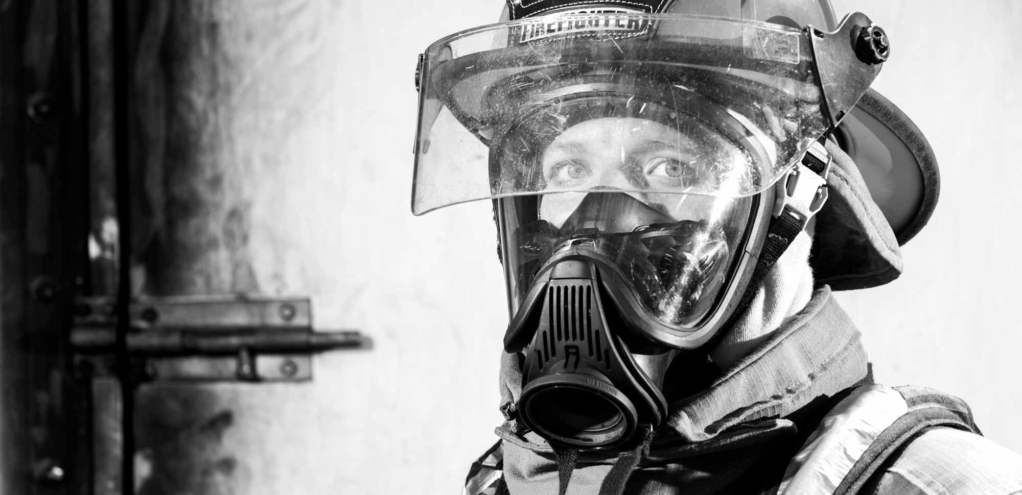 Women Firefighter Training Software Brand Photography