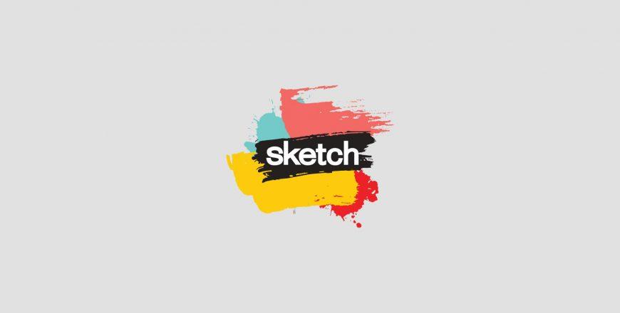 SKETCH Working Arts Logo & Identity Design